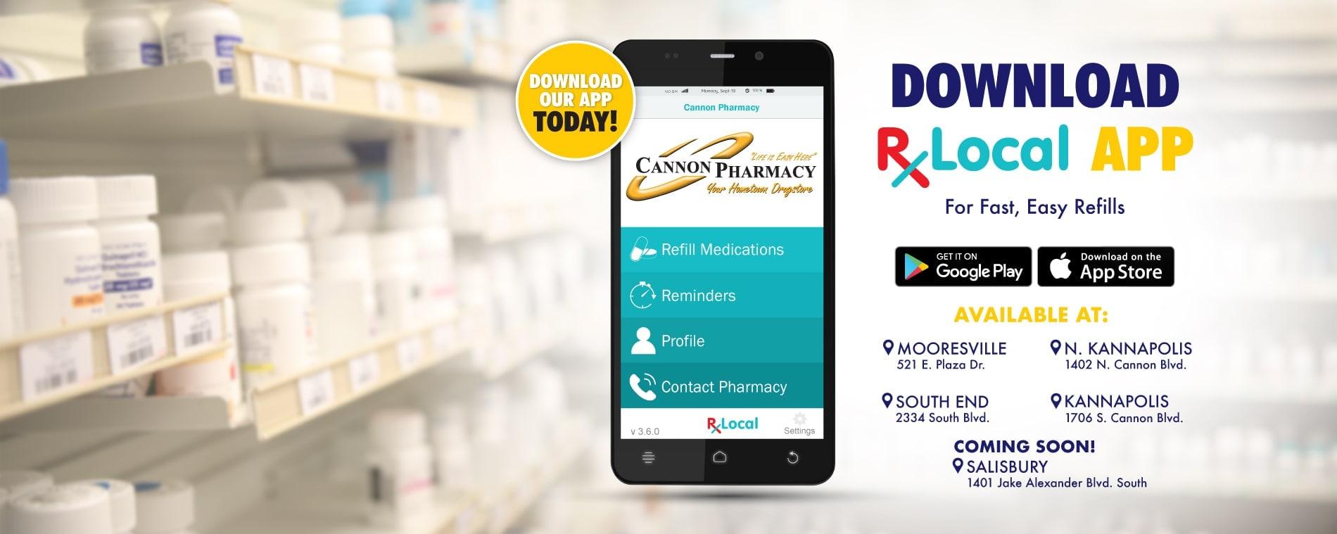 download rx local app