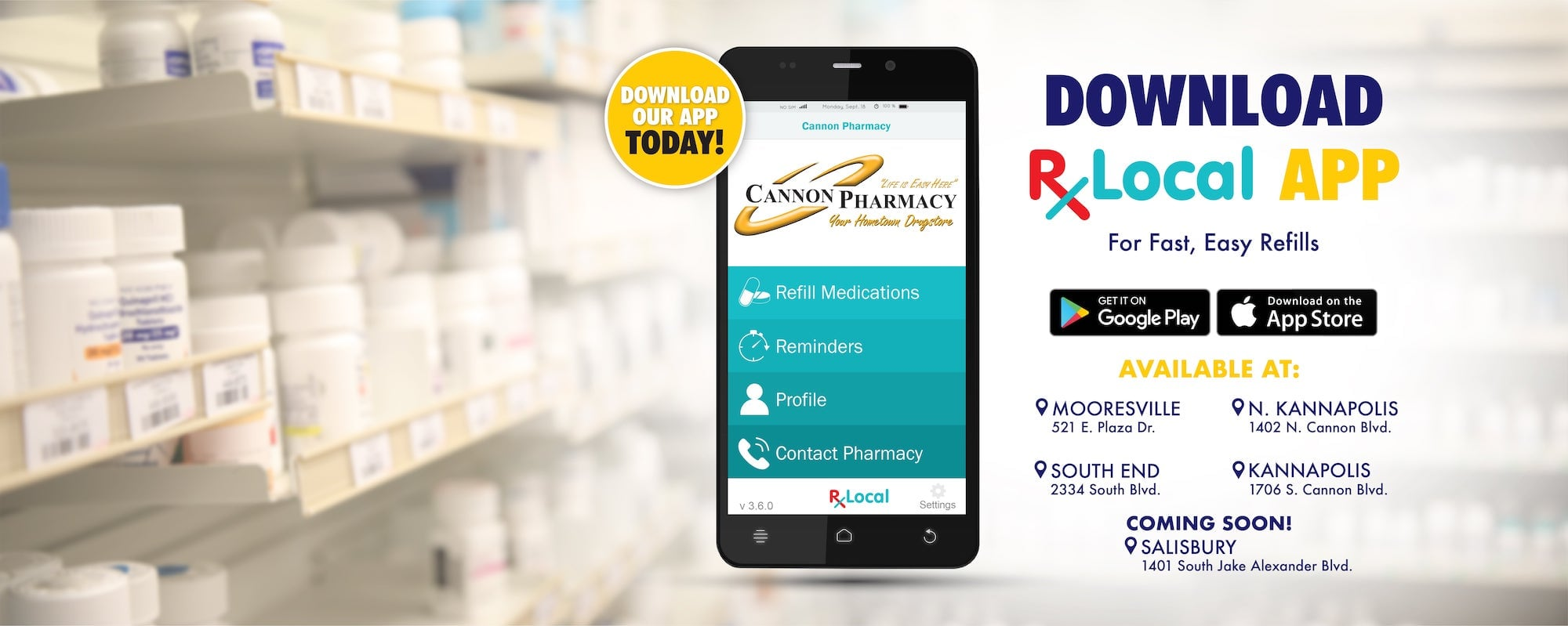 download rx local app