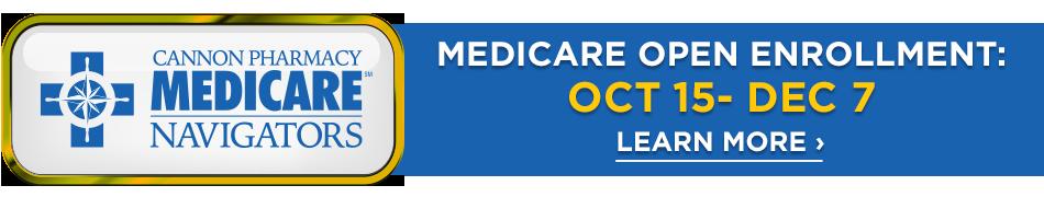 Medicare Open Enrollments