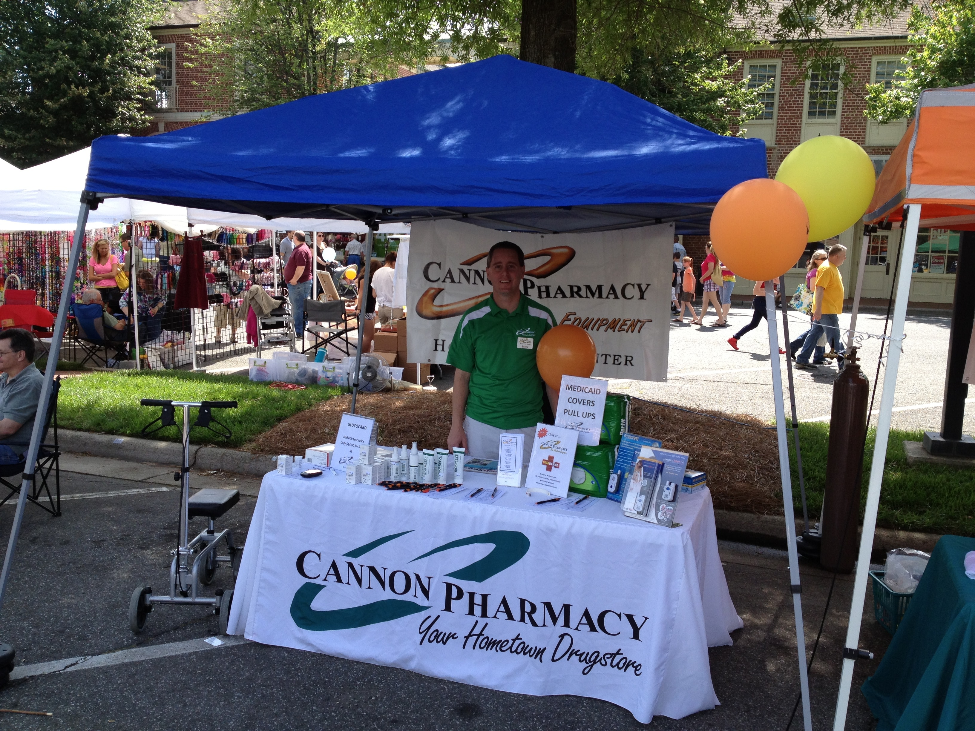 cannon pharmacy staff